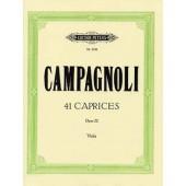 CAMPAGNOLI B. 41 CAPRICES ALTO