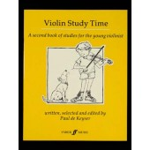 KEYSER (DE) P. VIOLIN STUDY TIME VIOLON