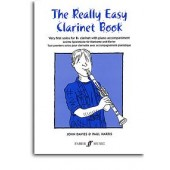DAVIES J./HARRIS P. THE REALLY EASY CLARINET BOOK CLARINETTE