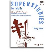 COHEN M. SUPERSTUDIES BOOK 1 VIOLON