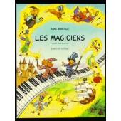 MANTAUX A. LES MAGICIENS PIANO