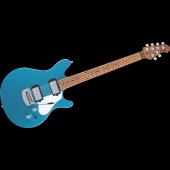 MUSIC MAN JVT-TLBL-RMM-W-C JAMES VALENTINE TREMOLO TOLUCA LAKE BLUE
