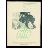 AUVRAY A.G./LENERT J. ABC DU JEUNE ALTISTE VOL 1