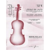 LAINE F. ECOLE DE L'ALTO VOL 1