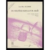 ALLERME J.M. DU SOLFEGE SUR LA FM 440.5 CHANT PROFESSEUR