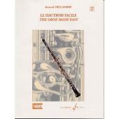 DELCAMBRE B. LE HAUTBOIS FACILE VOL 2