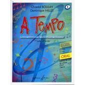 BOULAY C./MILLET D. A TEMPO VOL 4 ORAL