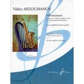 ARZOUMANOV V. AFFRONTEMENT SAXOPHONE