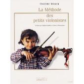 MUNCH C. METHODE DES PETITS VIOLONISTES