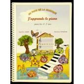 LASKRI D./PAPAZIAN C. J'APPRENDS LE PIANO