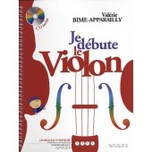 BIME-APPARAILLY JE DEBUTE LE VIOLON