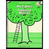 SICILIANO M.H. MA 2ME ANNEE DE FORMATION MUSICALE