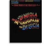 DI MEOLA AL JOHN MC LAUGHLIN PACO DE LUCIA GUITARE TAB