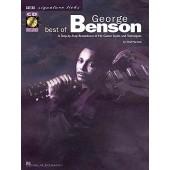 BENSON GEORGE BEST OF SIGNATURE LICKS GUITAR TAB