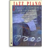 GARDNER J. JAZZ PIANO