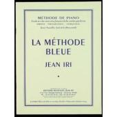 IRI J. LA METHODE BLEUE PIANO
