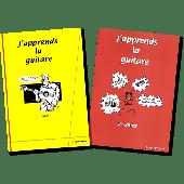PECCOUD G. J'APPRENDS LA GUITARE 1RE ANNEE