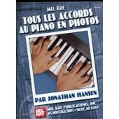 TOUS LES ACCORDS AU PIANO