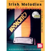 IRISH MELODIES FOR HARMONICA