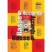 TAUZIN B. BASSE & ACCORDS GUITARE BASSE