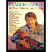 CABREL FRANCIS SPECIAL GUITARE TABLATURE