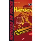 CHARLIER S. DECOUVRIR ET APPRENDRE L'HARMONICA