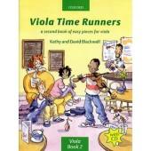 BLACKWELL K.D. VIOLA TIME RUNNERS VOL 2 ALTO