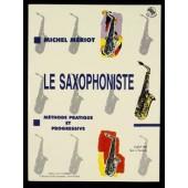 MERIOT M. LE SAXOPHONISTE