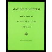 SCHLOSSBERG M. DAILY DRILLS TROMPETTE