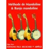 BARA E. METHODE MANDOLINE