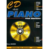 MASSON T. CD AU PIANO
