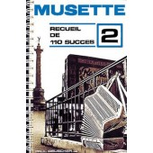 SUCCES MUSETTE VOL 2 ACCORDEON