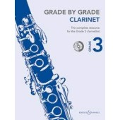 GRADE BY GRADE 1 CLARINET