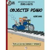 SANS A. OBJECTIF PIANO