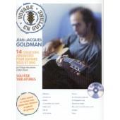 GOLDMAN J.J. VOYAGES EN GUITARE