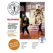 TELEPHONE VOYAGE EN GUITARE