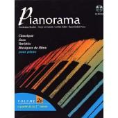 PIANORAMA VOL 3A PIANO