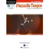 PIAZZOLLA TANGOS CLARINET