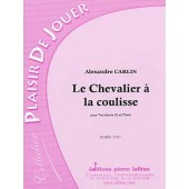 CARLIN A. LE CHEVALIER A LA COULISSE TROMBONE UT