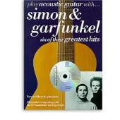 SIMON AND GARFUNKEL PLAY ACOUSTIC GUITAR TAB