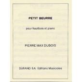 DUBOIS P.M. PETIT BEURRE HAUTBOIS