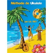 LIL'REV METHODE DE UKULELE TABLATURE