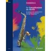 DANEELS F. LE SAXOPHONISTE EN HERBE