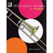 HUDSON R. 30 MODERN STUDIES TROMBONE
