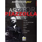 PIAZZOLLA A. AKKORDEON PUR
