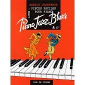 CHARTREUX A. PIANO JAZZ BLUES VOL 1