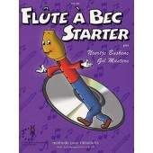 FLUTE A BEC STARTER VOL 1