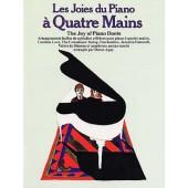JOIES DU PIANO QUATRE MAINS