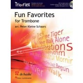 SCHAARS FUN FAVORITES TRIO TROMBONES