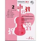 LE DIZES M. VIOLON 20-21 VOL 2 VIOLON